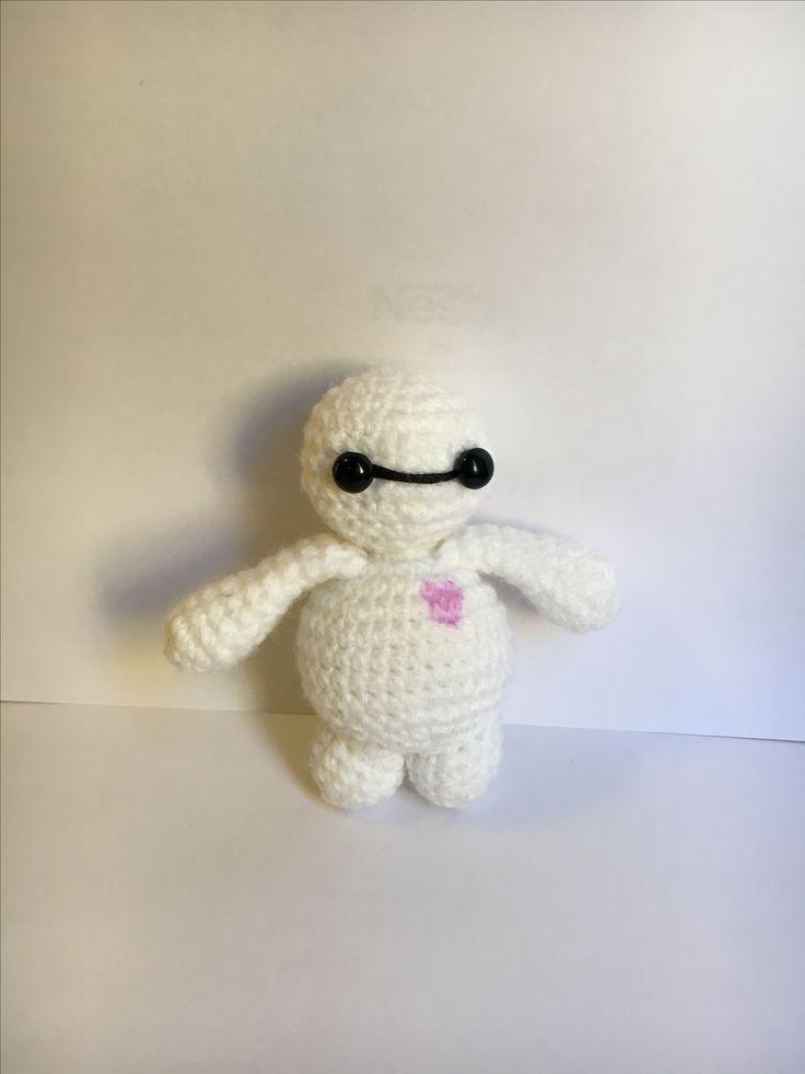 Baymax crochet