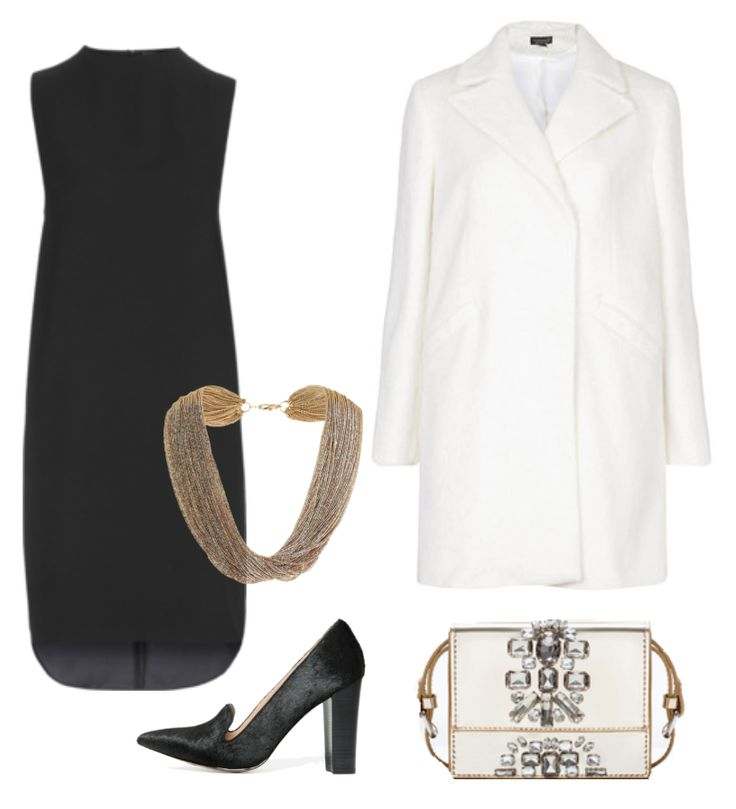 The Fashion Guide Blog : 3 Simple black and white looks to look fab this ho...