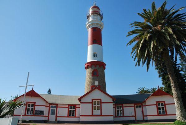 Swakopmund Lighthouse Namibia