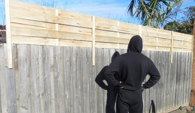privacy fencing extensions - Google Search