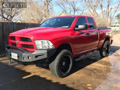 2012 Dodge 1500 Anthem Commander Cooper Discoverer Atp
