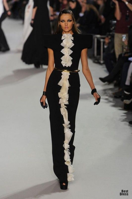 Stephane Rolland #HOUTE COUTURE 2012 #high fashion