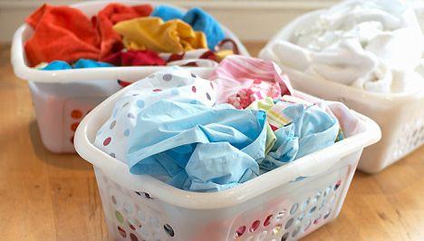 A mosás alapszabálya