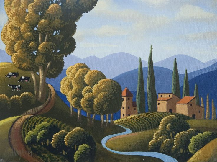 George Callaghan  -  Winding River