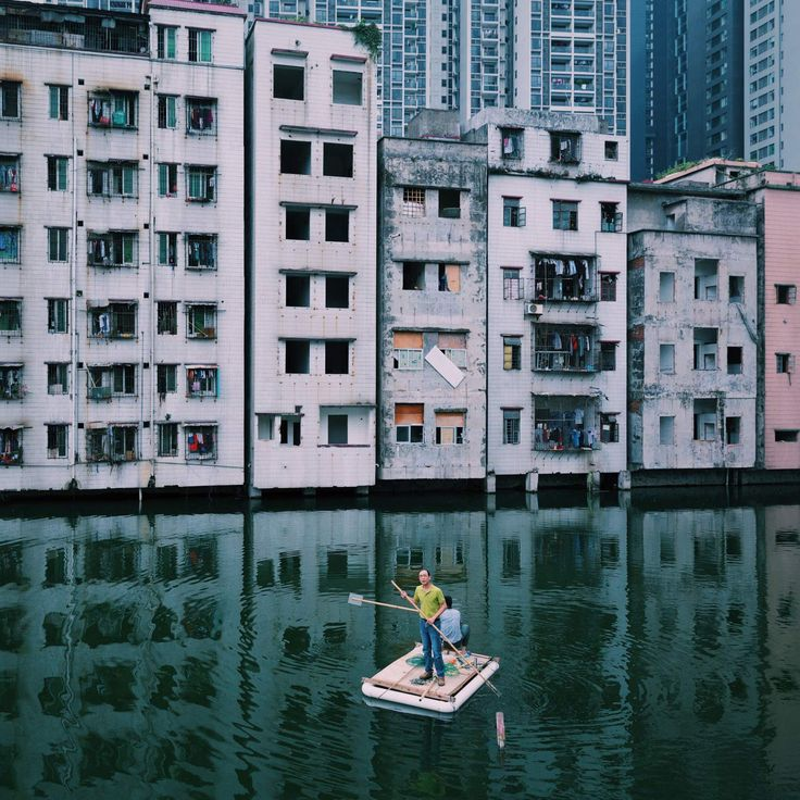 This Instagram Account Offers a New Perspective on China | TIME:  A great concept that can be applied anywhere to any project.