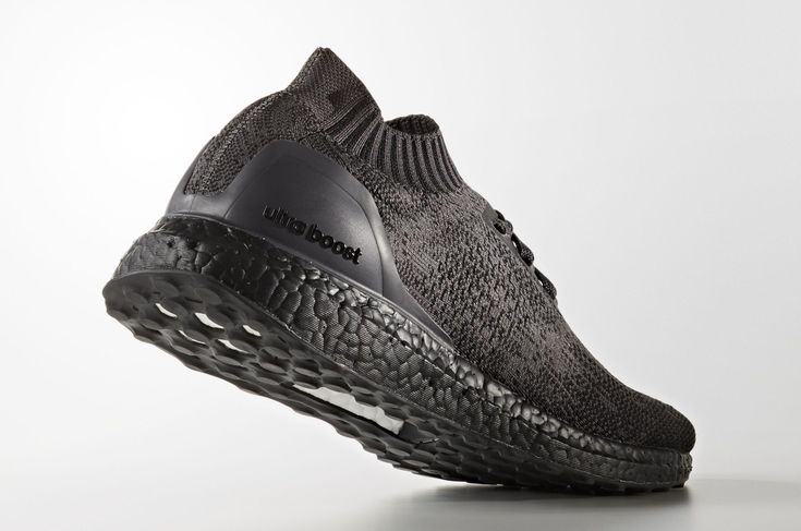 Triple Black Adidas Ultra Boost Uncaged | Sole Collector
