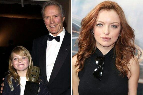 Francesca Eastwood - Daughter of Clint Eastwood
