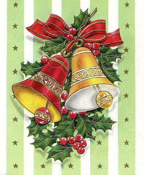 123 Best Christmas Bells Images On Pinterest