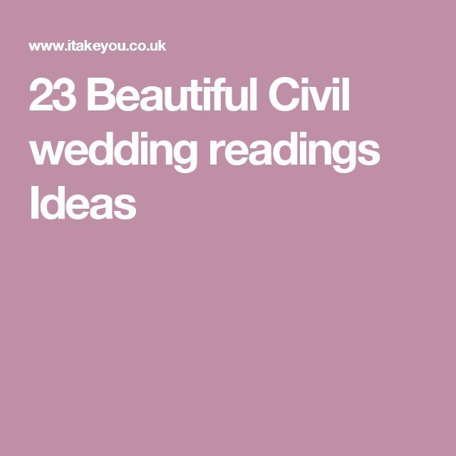 25+ Best Ideas About Civil Ceremony On Pinterest
