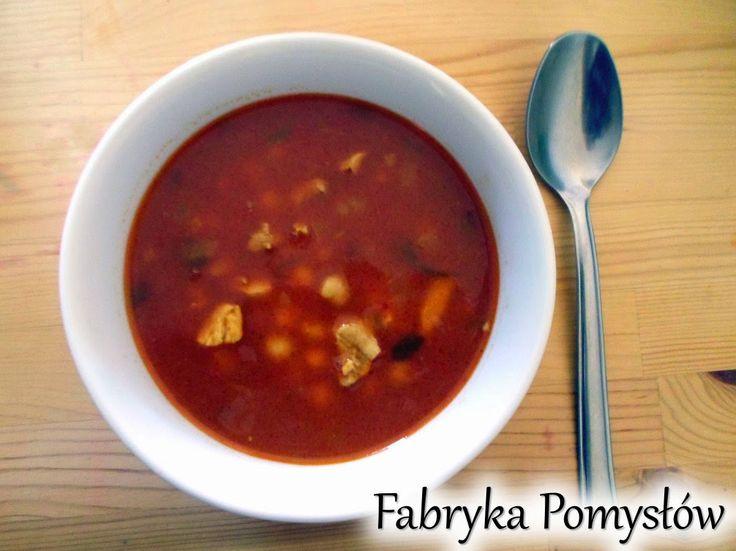 Fabryka Pomysłów: Zupa marokańska