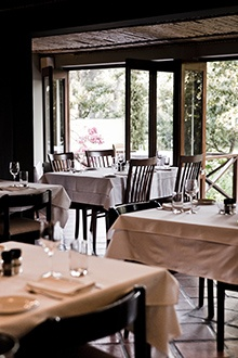 Savour some of the finest cuisine to be found in Stellenbosch, Western Cape