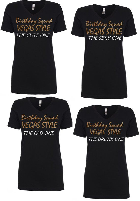 Womens Birthday Destination T Shirts 5 Las Vegas Ladies Design Ideas Free Clip Art