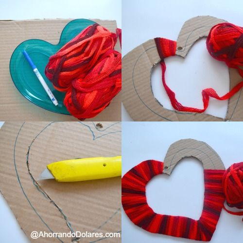 17 best images about san valentine on pinterest for Decoracion de puertas de san valentin