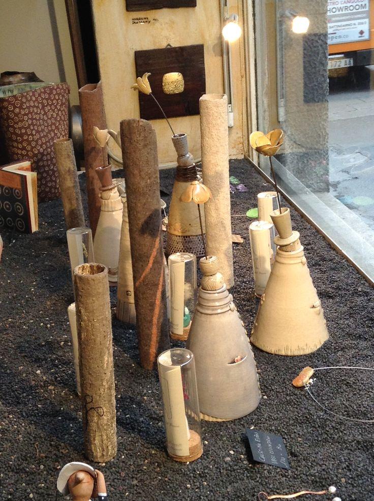 Sara Mantovani, Flower vases