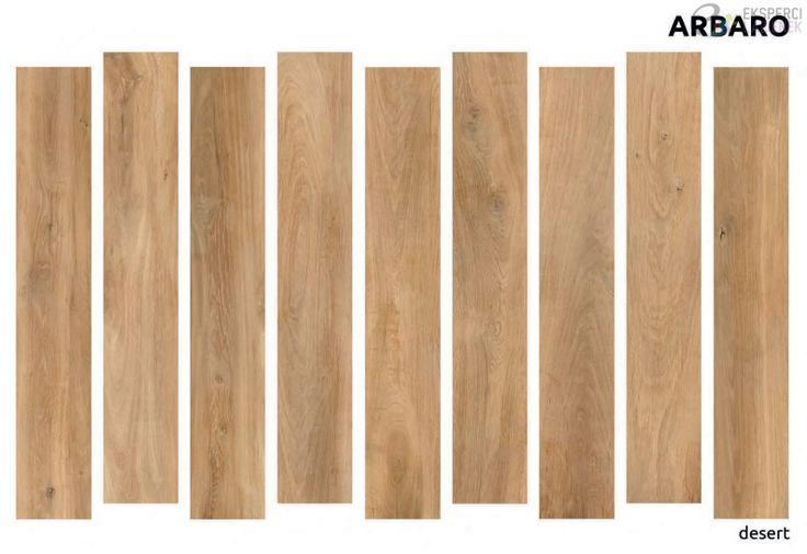 Płytka podłogowa drewnopodobna 20x120cm Arbaro Desert Ceramica Limone
