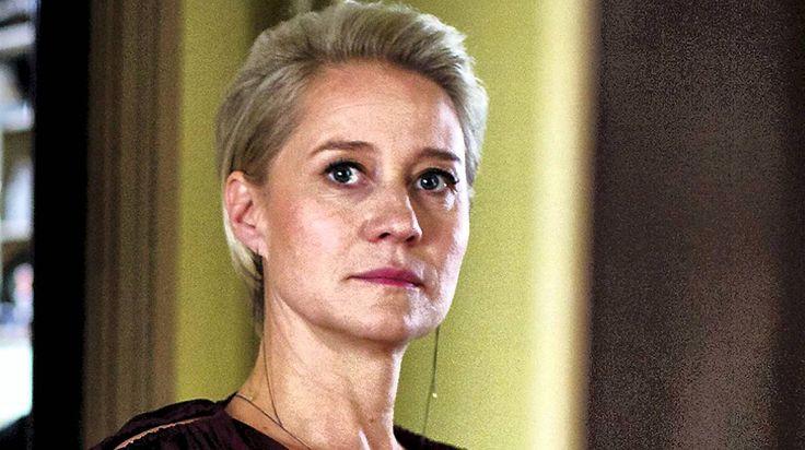Trine Dyrholm: Foreslår selv mit tøj i Arvingerne