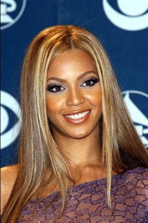 Stars et coloration : Beyoncé en blonde