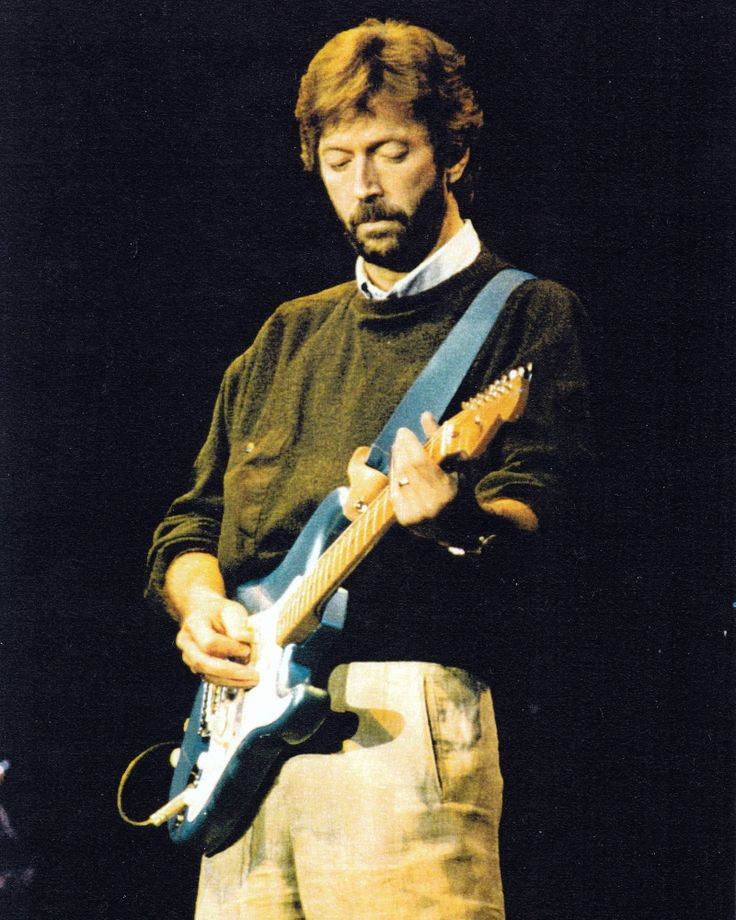 Eric Clapton was inducted into the Songwriters Hall of Fame. Description from whereseric.com. I searched for this on bing.com/images