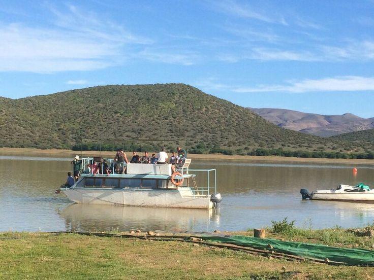 Stompdrifdam, De Rust, Western Cape, South Africa