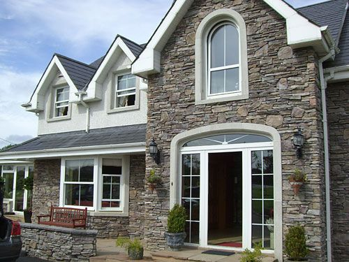 17 best images about home exterior on pinterest for Exterior ledgestone
