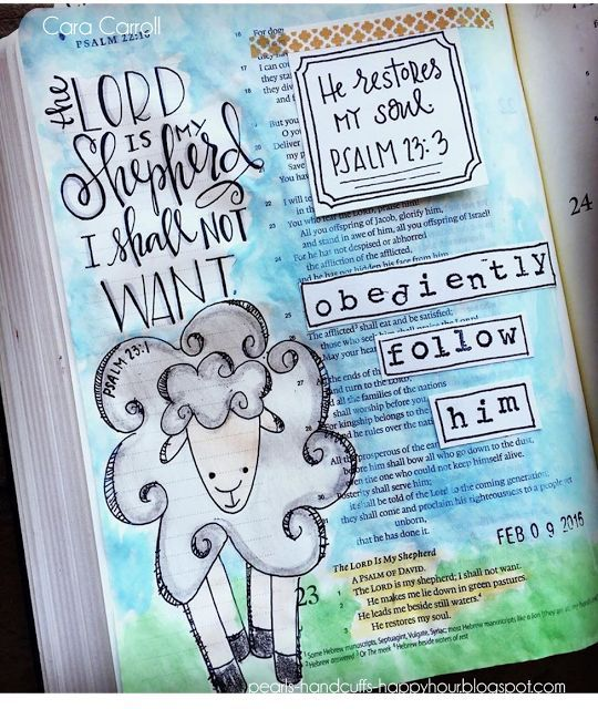 Pearls, Handcuffs, and Happy Hour: Bible Journaling for Beginners