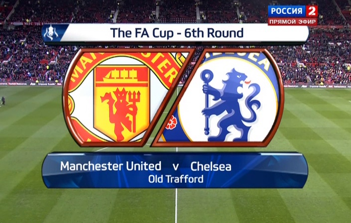 Xem lại: Manchester United vs Chelsea - 10/03/2013