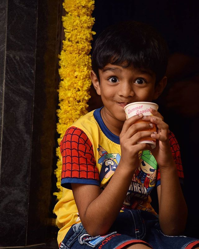 """""""While Everyone is getting engaged, I have my own priorities!😂😜 . From My Cousin's engagement shoot!😛 . #nikon #nikonphotography #nikontop #child #portrait #engagement #shoot #photography #photographer #desi_diaries #dslrofficial #food #igers #indian_igrammmers #indiapictures #weddingphotography #followforfollow #likeforfollow #likeforlike #est_madras #uniquephotographyclub #childphotography #candid #_coi #photographers_of_india #handsinframe #pictureoftheday  #📷 #RVP #💛…"""