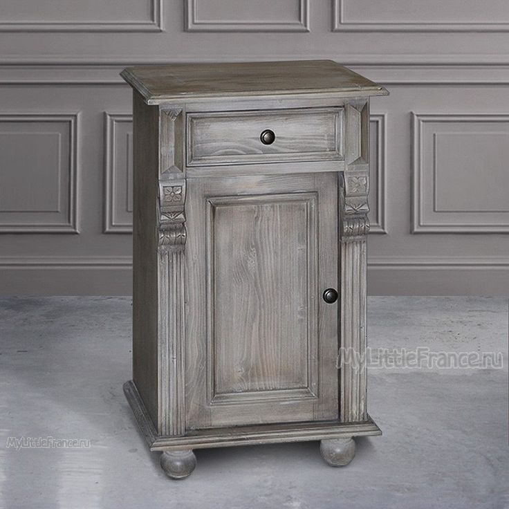 Тумбочка Laura - Тумбочки - Спальня - Мебель по комнатам My Little France