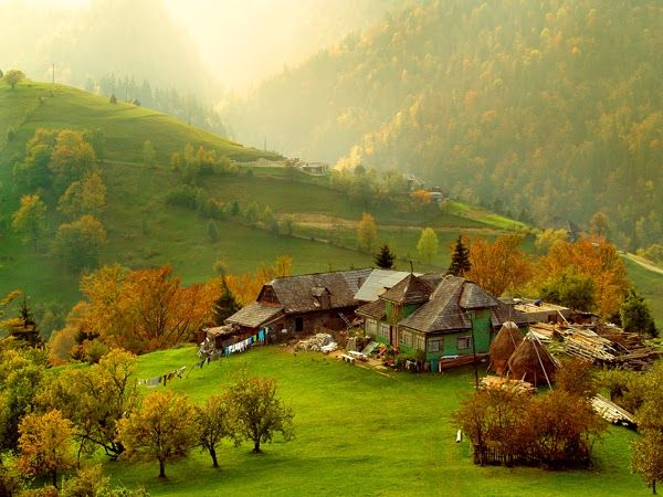 So Beautiful Village Photography