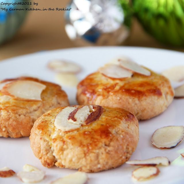 2. Sunday of Advent – Christmas Baking – Marzipan Cookies – Pictures of Dresden/ Germany
