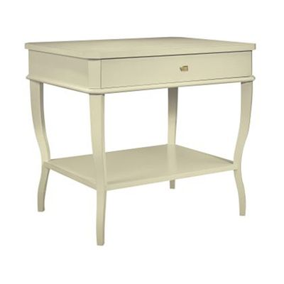 hickory chair suzanne kasler west paces side table available at hickory park furniture bedroom end room - Side Tables For Living Room