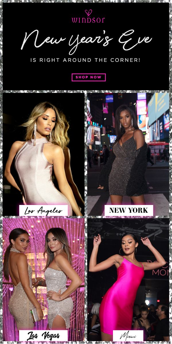 Shop Windsor Coast To Coast New Year S Eve Looks Clothes For Women Fashion Dresses