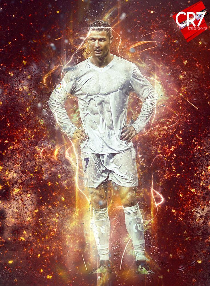 Cristiano Ronaldo will be rested for Real Madrid's last #LaLiga game of 2016, against Deportivo today ・・・ Cristiano Ronaldo descansará para el último partido del Real Madrid en el #LaLiga de 2016, contra el Deportivo hoy — — Use #CR7Designs tag for a...