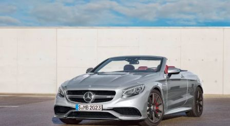 In 1886 Carl Benz and Gottlieb Daimler invented the automobile. Mercedes-Benz celebrates this anniversary with a limited special edition of the Mercedes-AMG S 63 Cabriolet that had its world premiere at the North American International Auto Show in Detroit.
