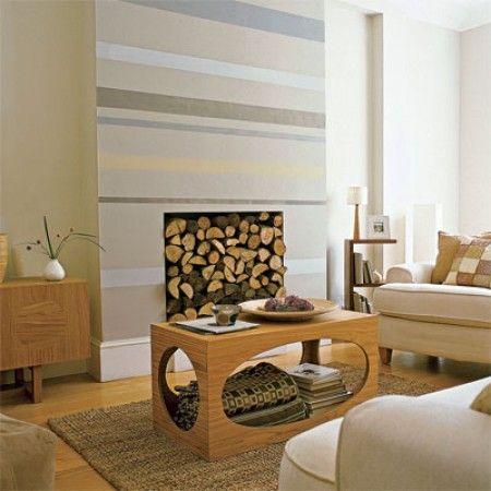 25 Best Ideas About Striped Walls Horizontal On Pinterest