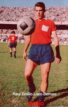 1966 Raul Emilio Bernao - Independiente