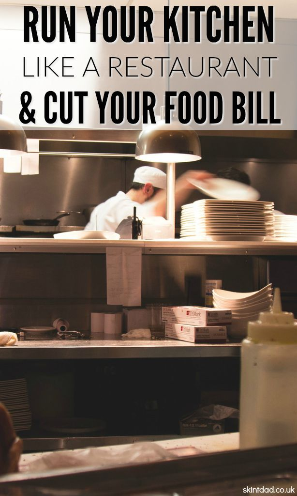 A way to cut down the price of your weekly food bill?