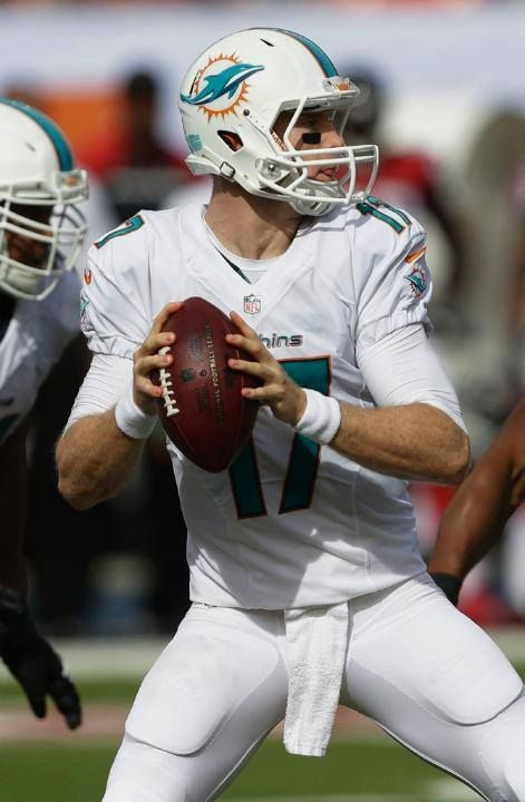 TOUCHDOWN DOLPHINS!!! Ryan Tannehill finds Dion Sims for the go-ahead touchdown