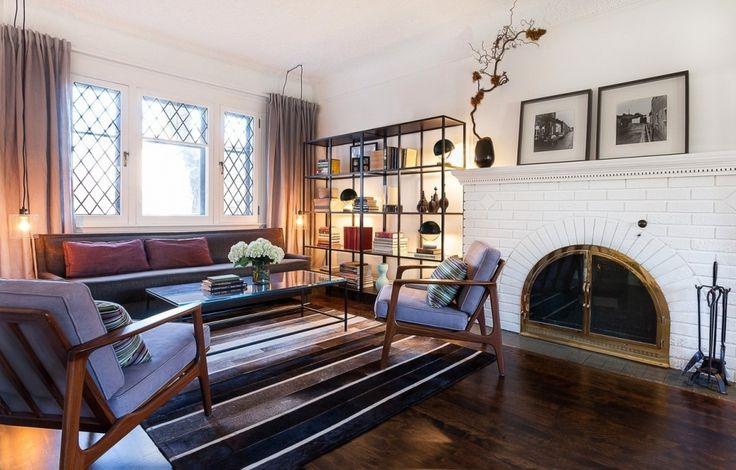 Двухэтажная пристройка к частному дому в Канаде - Дизайн интерьеров   Идеи вашего дома   Lodgers
