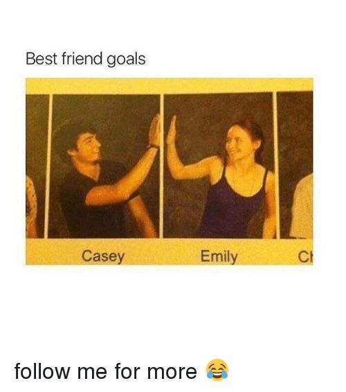 Image result for best friend goals casey and emily