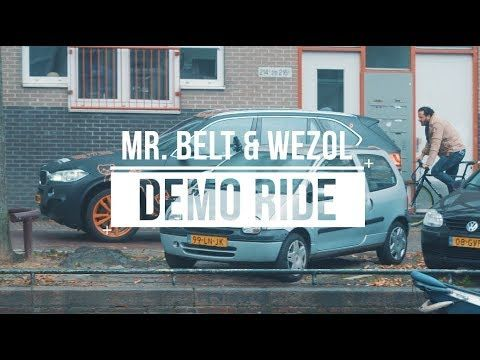 Mr. Belt & Wezol ADE Demo Ride 2017 | Hosted by Sixt & Spinnin' Records ...