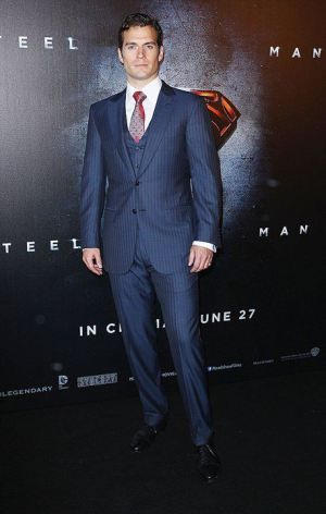 Best Dressed Male Celebrities of 2014, Henry Cavill: Click to see the full list!
