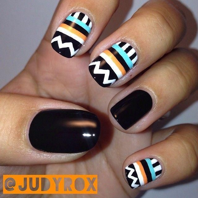 17 Tribal Nail Designs - 25+ Trending Tribal Nail Designs Ideas On Pinterest Tribal Nails