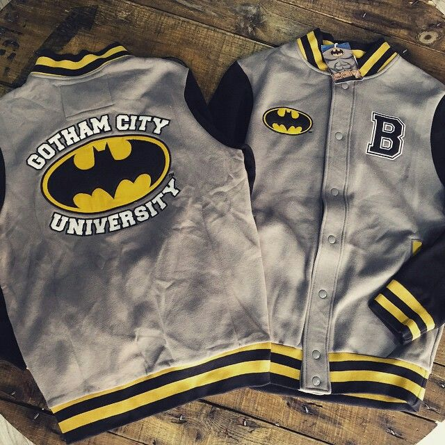 Gotham city university #batman