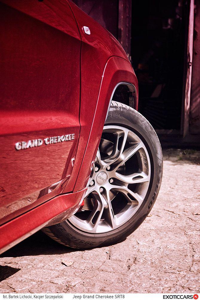 Grand Cherokee SRT8: http://exoticcars.pl/testy/jeep-grand-cherokee-srt8/