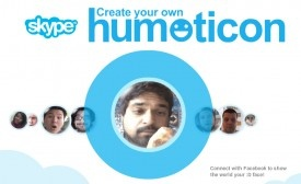 Forget Emoticons — Skype Wants You to Use 'Humoticons'