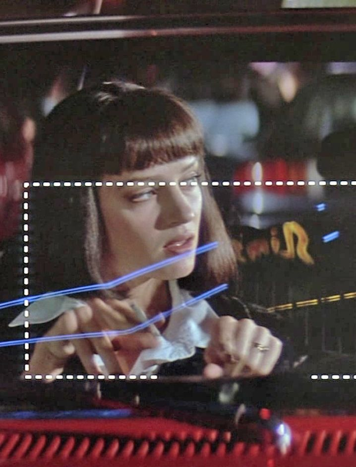 Uma Thurman, Pulp Fiction (1994)