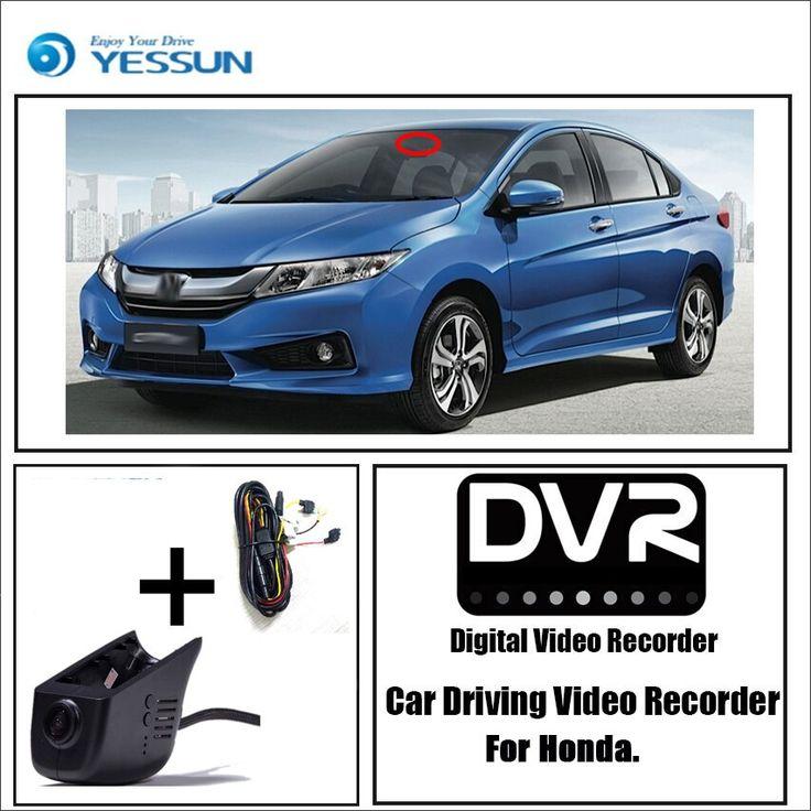 Honda Acura ILX 1080P Dash Cam Original Style