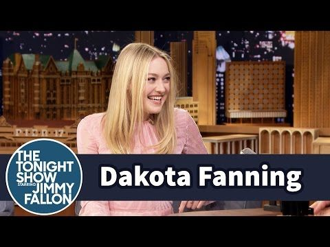 The Tonight Show Starring Jimmy Fallon: Dakota Fanning Party Bused to Atlantic City for Her Golden Birthday