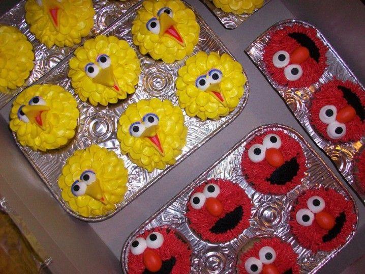 """Unos cupcakes divertidos para una fiesta infantil, o para una """"remember"""" :)"""